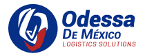 Logotipo de Odessa de México | Soluciones de Logistica